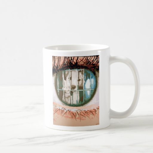 In the Eye of the Beholder Classic White Coffee Mug