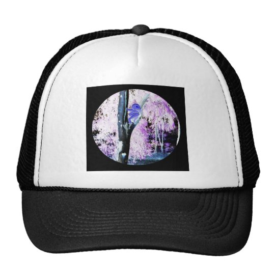 In the fantastic trees trucker hat