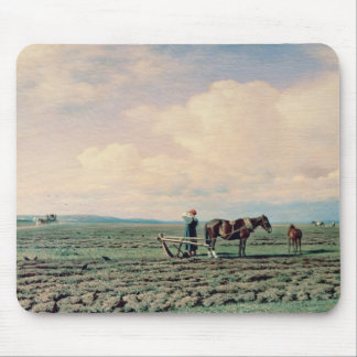 In the Field, 1872 Mousepad