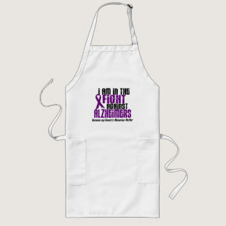 In The Fight Against Alzheimer's Disease COUSIN Long Apron