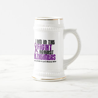 In The Fight Against Alzheimer'sBROTHER-IN-LAW Beer Stein
