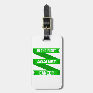 In The Fight Against Bile Duct Cancer Luggage Tag