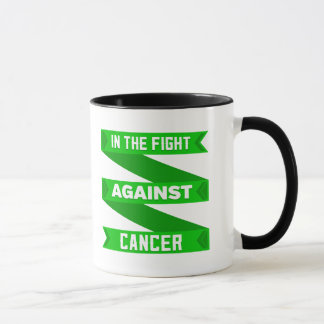 In The Fight Against Bile Duct Cancer Mug