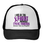 In The Fight Against Cystic Fibrosis DAUGHTER Trucker Hat