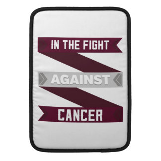 In The Fight Against Head and Neck Cancer Sleeves For MacBook Air