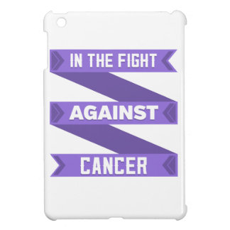 In The Fight Against Hodgkins Lymphoma iPad Mini Covers
