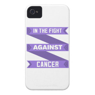 In The Fight Against Hodgkins Lymphoma iPhone 4 Case
