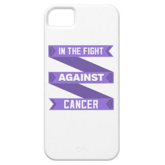 In The Fight Against Hodgkins Lymphoma iPhone SE/5/5s Case