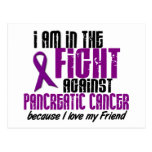 In The Fight Against Pancreatic Cancer FRIEND Postcards
