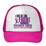 In The Fight Against Pancreatic Cancer GRANDPA Mesh Hats