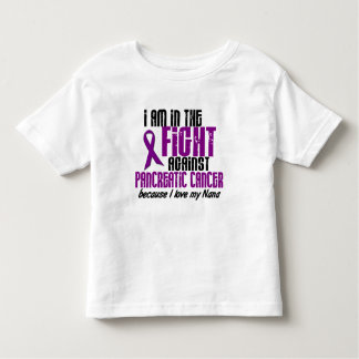 In The Fight Against Pancreatic Cancer Toddler T-shirt