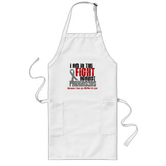 In The Fight Against Parkinson's MOTHER-IN-LAW Long Apron