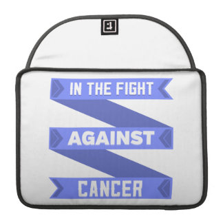In The Fight Against Stomach Cancer MacBook Pro Sleeves