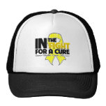 In The Fight For a Cure - Bladder Cancer Trucker Hat