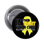 In The Fight For a Cure - Bladder Cancer Pin