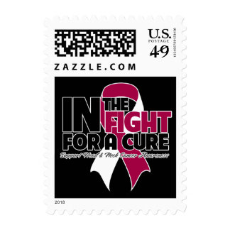 In The Fight For a Cure - Head and Neck Cancer Postage