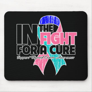 In The Fight For a Cure - Thyroid Cancer Mouse Pad