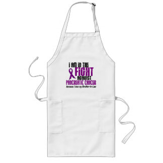 In The Fight Pancreatic Cancer BROTHER-IN-LAW Long Apron