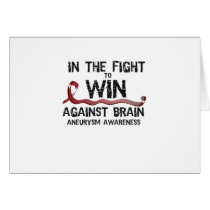 In The Fight To Win Against Brain Aneurysm Aware