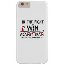In The Fight To Win Against Brain Aneurysm Aware Barely There iPhone 6 Plus Case