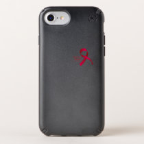In The Fight To Win Against Brain Aneurysm Aware Speck iPhone Case