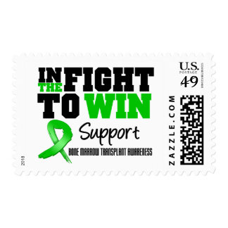 In The Fight To Win - Bone Marrow Transplant Postage