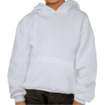 In The Fight To Win Tourette Syndrome Hooded Sweatshirt
