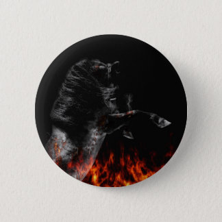 In the fire pinback button