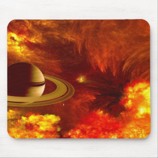In the Fires of Carina Mouse Pad