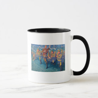 In the Firing Line, 1916 Mug