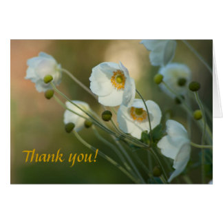 In the footsteps of angels greeting card