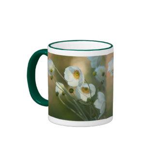 In the footsteps of angels ringer coffee mug