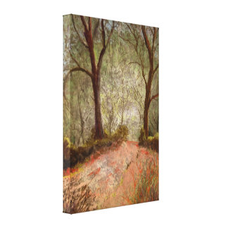 In The Forest-2 Stretched Canvas Prints