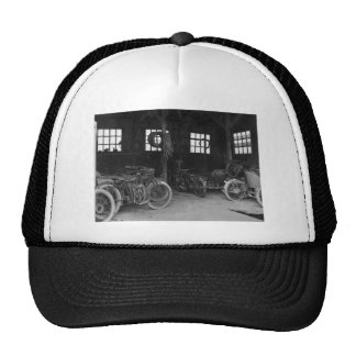 In the Garage Vintage WWII Trucker Hat