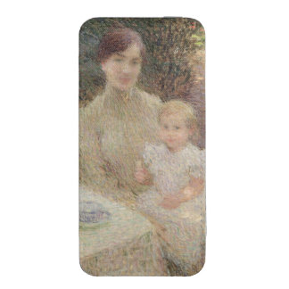 In the Garden, 1904 iPhone 5 Pouch