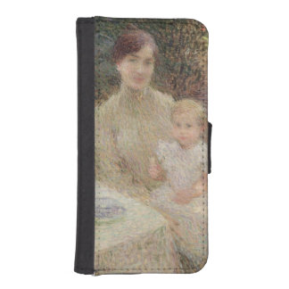 In the Garden, 1904 iPhone 5 Wallets