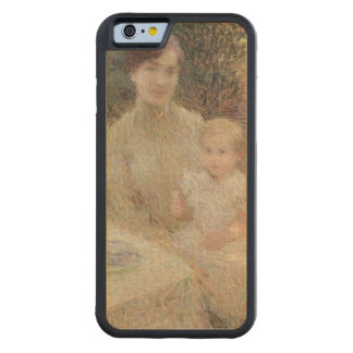 In the Garden, 1904 Carved® Maple iPhone 6 Bumper Case