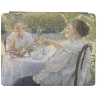 In the Garden, 1911 iPad Cover