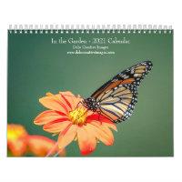 In the Garden 2021 Calendar