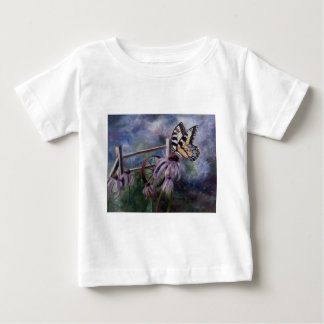 In The Garden Butterfy  Infant Tshirt
