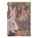 In the Garden by Renoir iPad Mini Cases