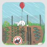 In The Garden of Earthly Delights Sticker