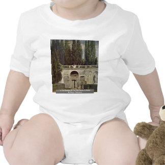 In The Garden Of The Villa Medici In Rome Baby Bodysuit