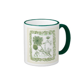 In the Garden ~ Queen Anne's Lace Mug