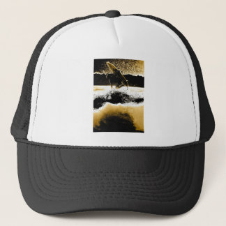 In the GOLD Trucker Hat