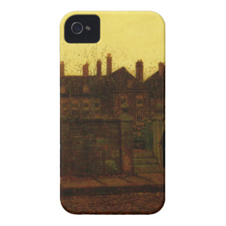In the Golden Gloaming by John Atkinson Grimshaw iPhone 4 Case-Mate Cases