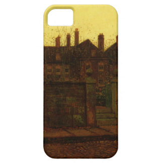 In the Golden Gloaming by John Atkinson Grimshaw iPhone SE/5/5s Case