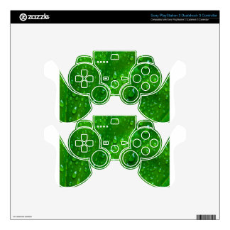 IN THE GREEN PS3 CONTROLLER DECAL