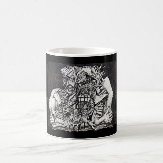In the Grip, by Brian Benson Coffee Mug
