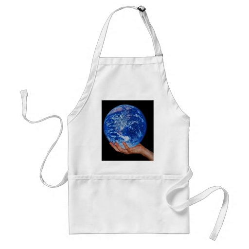 In the hand of God Aprons